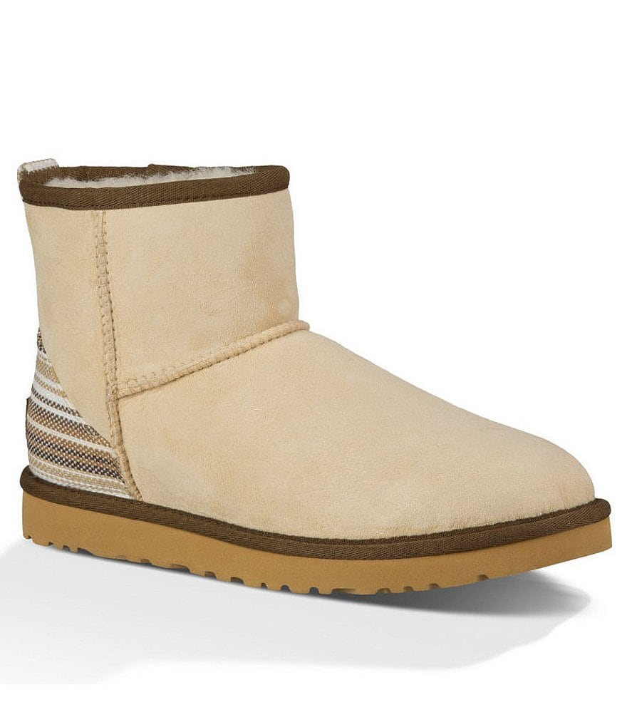UGG® Classic Mini Serape Booties