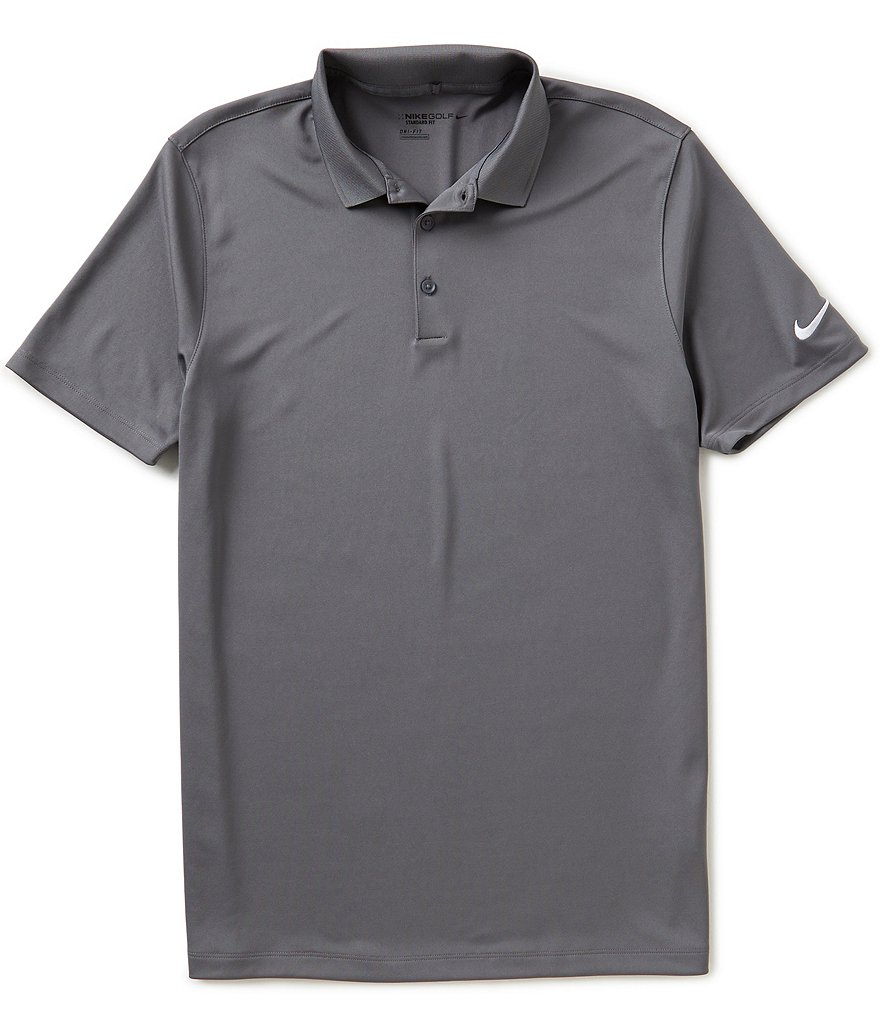 Nike Golf Short-Sleeve Solid Victory Polo Shirt
