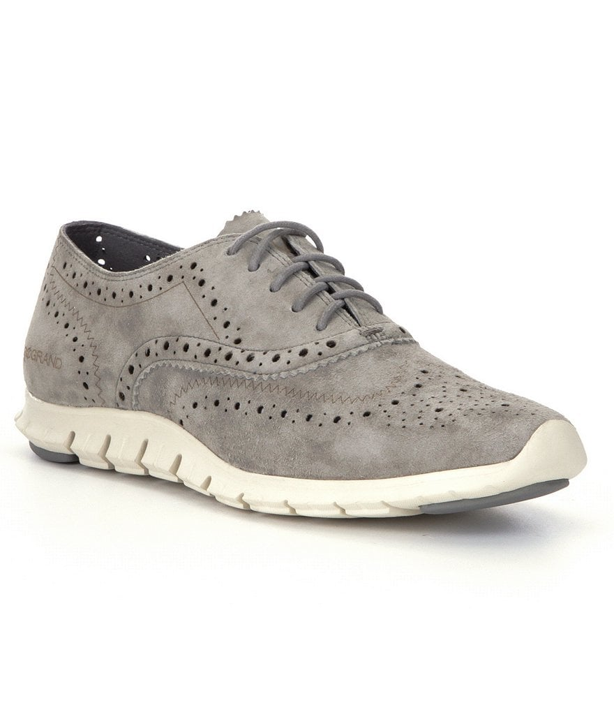 Cole Haan ZeroGrand Wingtip Sneakers
