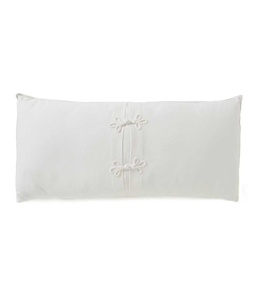 Southern Living Heirloom Piqué Bolster Pillow