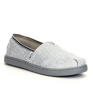 TOMS Girls´ Alpargata Shoes