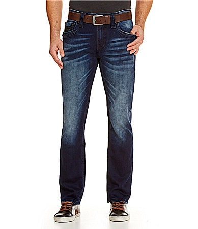 Rock Revival Nick Alternate Straight Fit Jeans