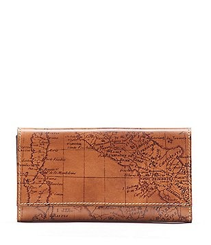 Patricia Nash Signature Map Collection Terresa Wallet