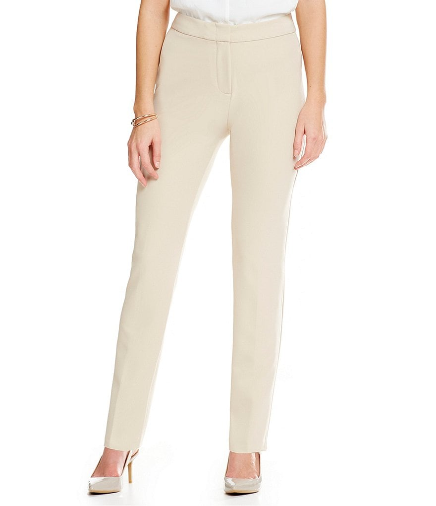 Investments Petites the 5TH AVE fit Slim-Leg Pant