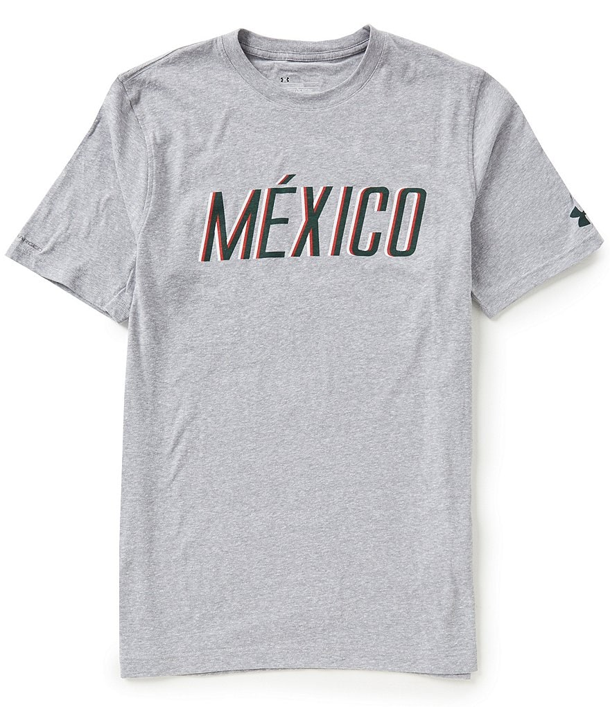 Under Armour Country Pride Mexico Tri-Blend Graphic Tee