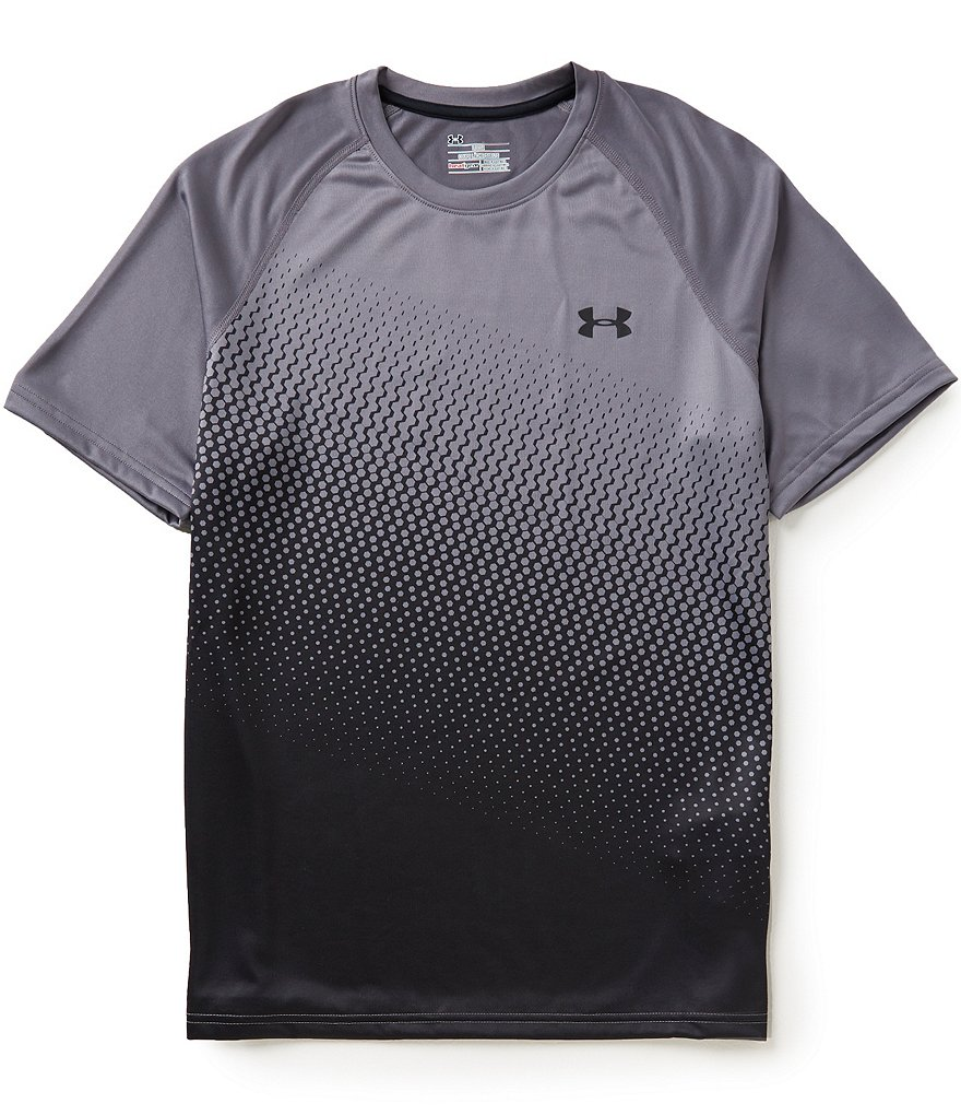 Under Armour Tech™ Sublimated Graphic Short-Sleeve Crewneck Tee