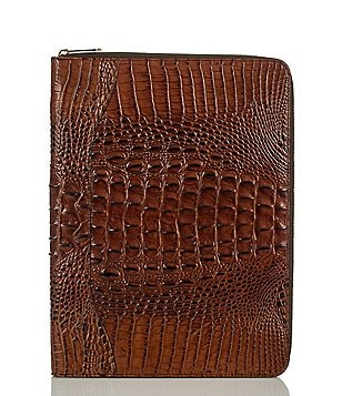Brahmin Melbourne Collection Dartmouth Leather Portfolio