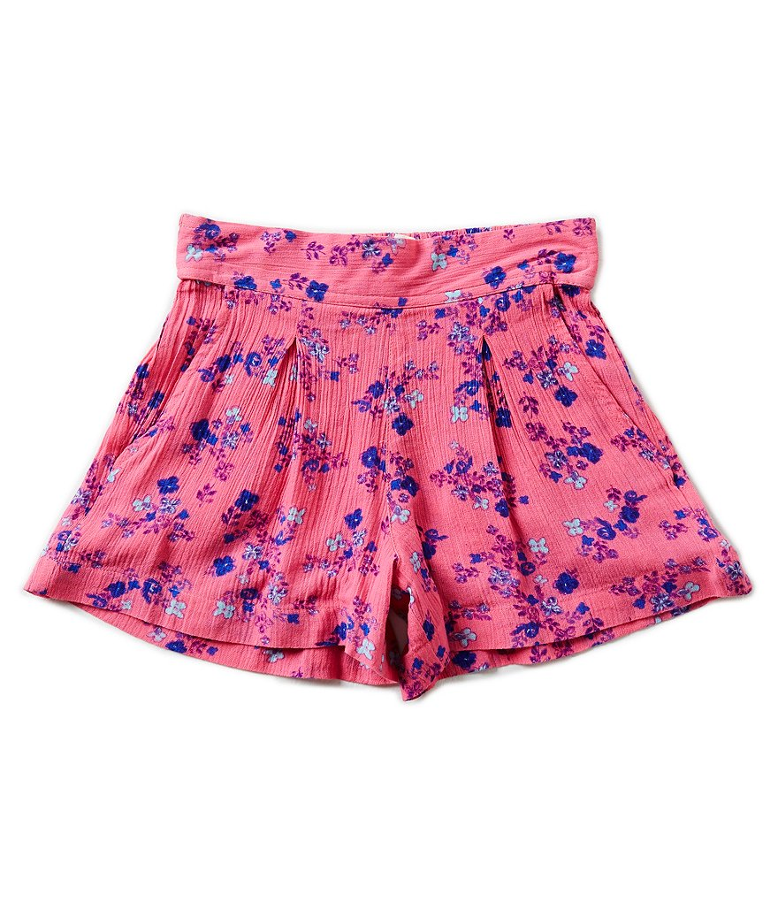 Jessica Simpson Big Girls 7-16 Nile Ditsy Floral Shorts