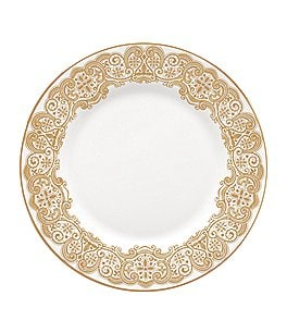 Waterford Lismore Lace Gold Salad Plate Image