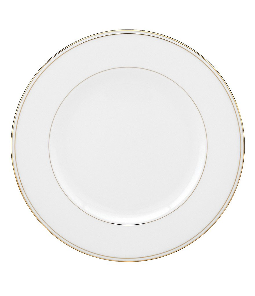 Lenox Federal Gold Bone China Salad Plate