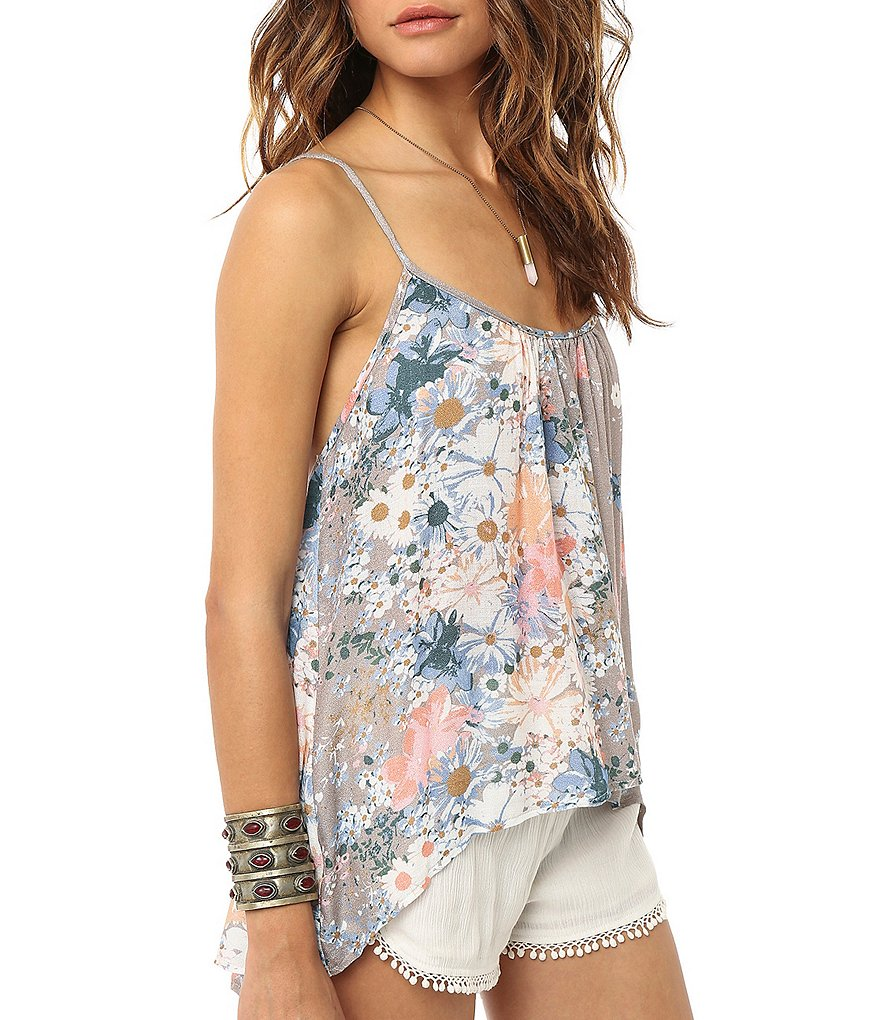 O´Neill Hunter Floral Tank Top