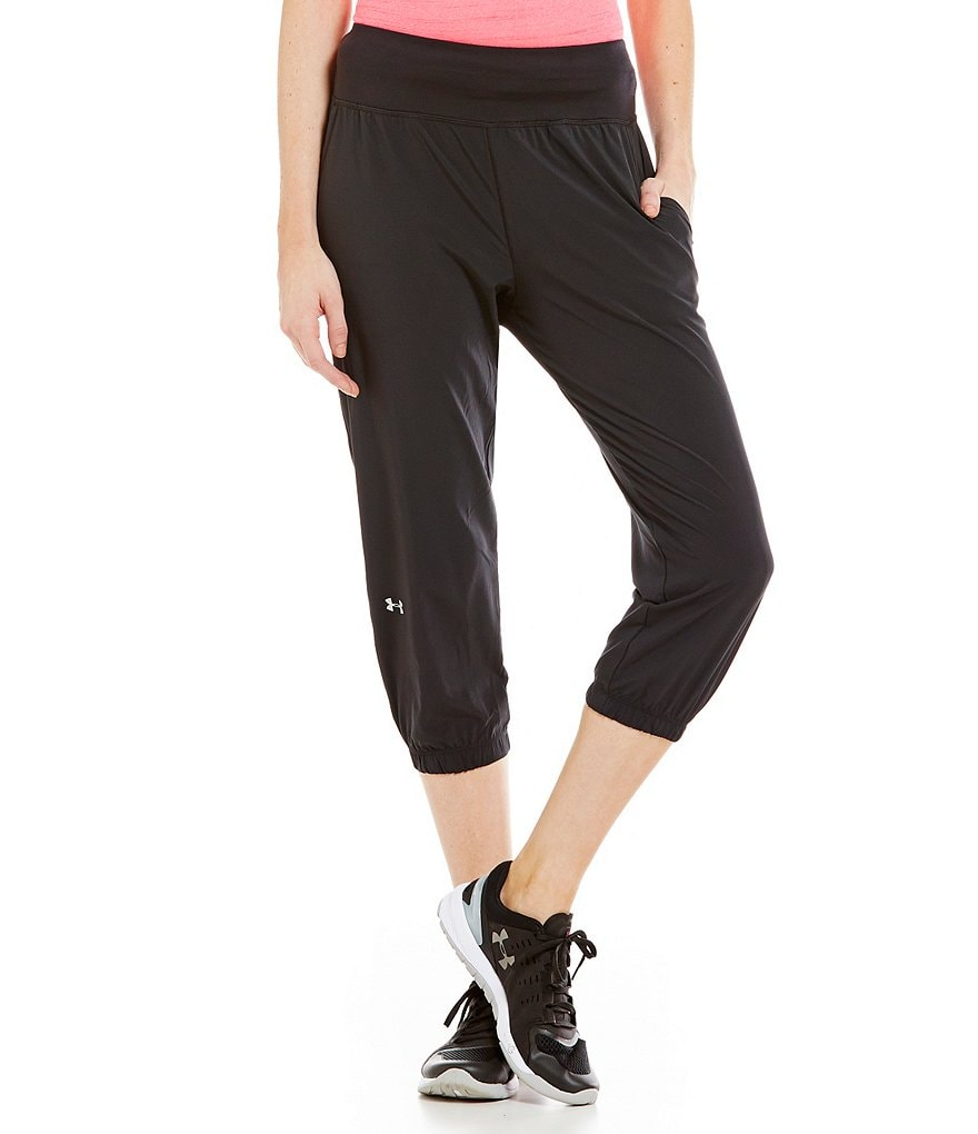 Under Armour Sunblock 50 Crop Pant