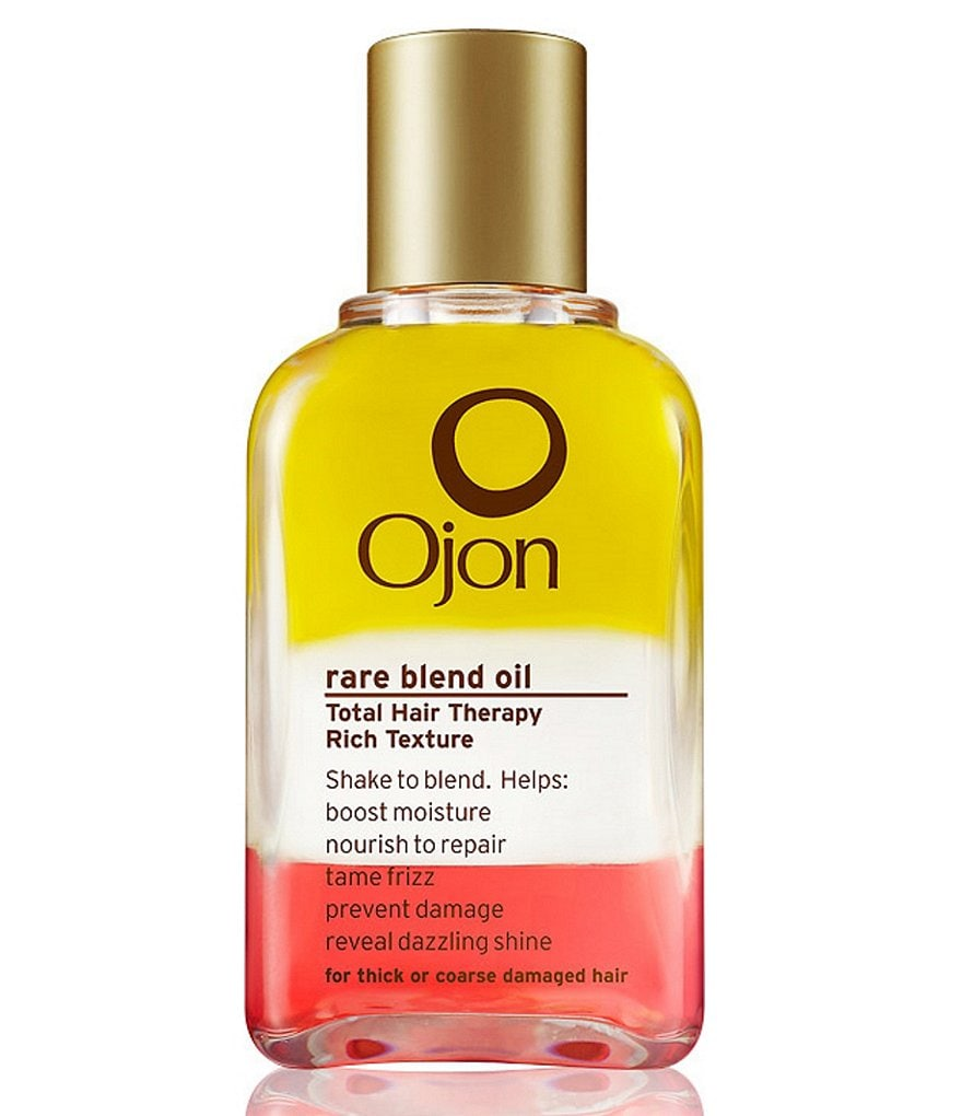 Ojon rare blend Oil Rejuvenating Therapy Hair Oil for Thick or Coarse Damaged Hair