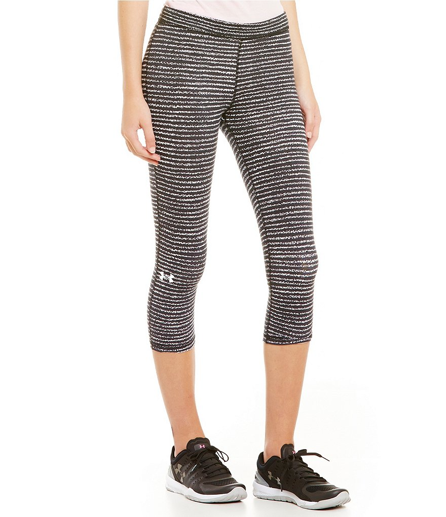 Under Armour Dot Stripe Favorite Capri