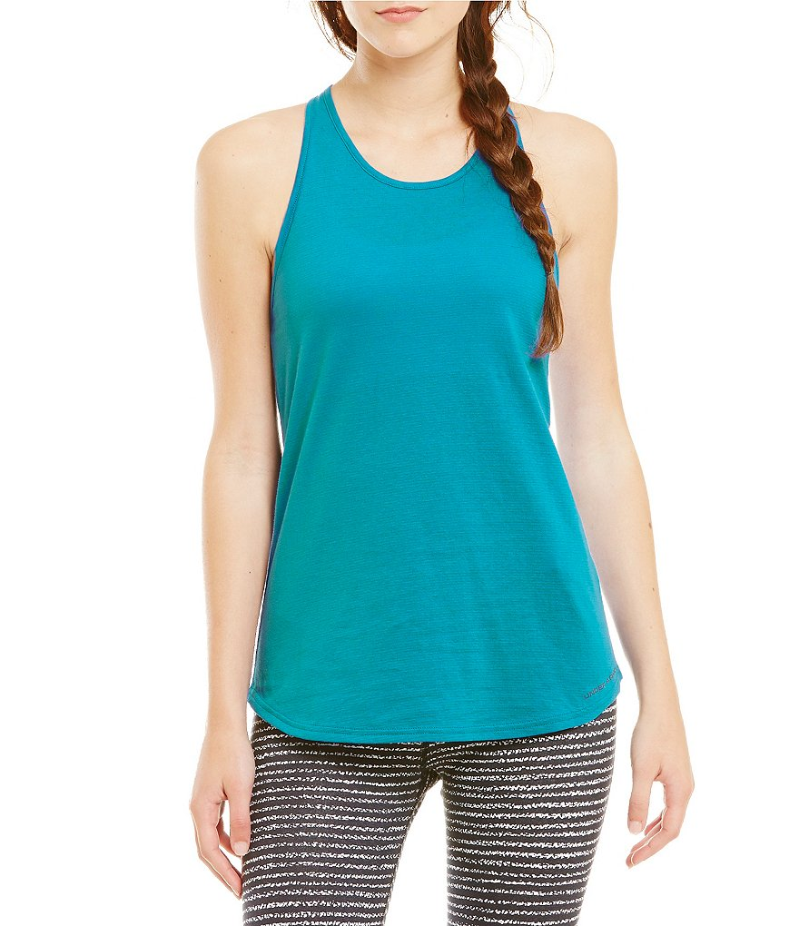 Under Armour Charged Cotton Microthread Tank