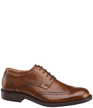 Johnston & Murphy Tabor Men's Wingtip Oxfords