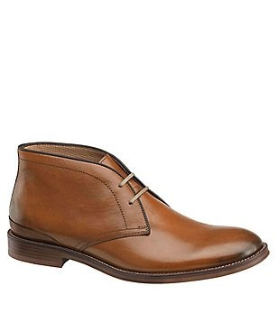 J&M Est. 1850 Men´s Grayson Leather Chukka Boots