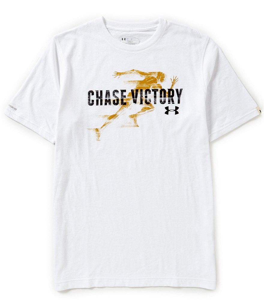 Under Armour Chase Victory Olympics Americana Graphic Tee