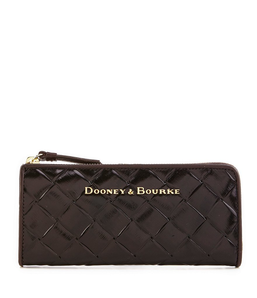 Dooney & Bourke City Quilted Zip Clutch