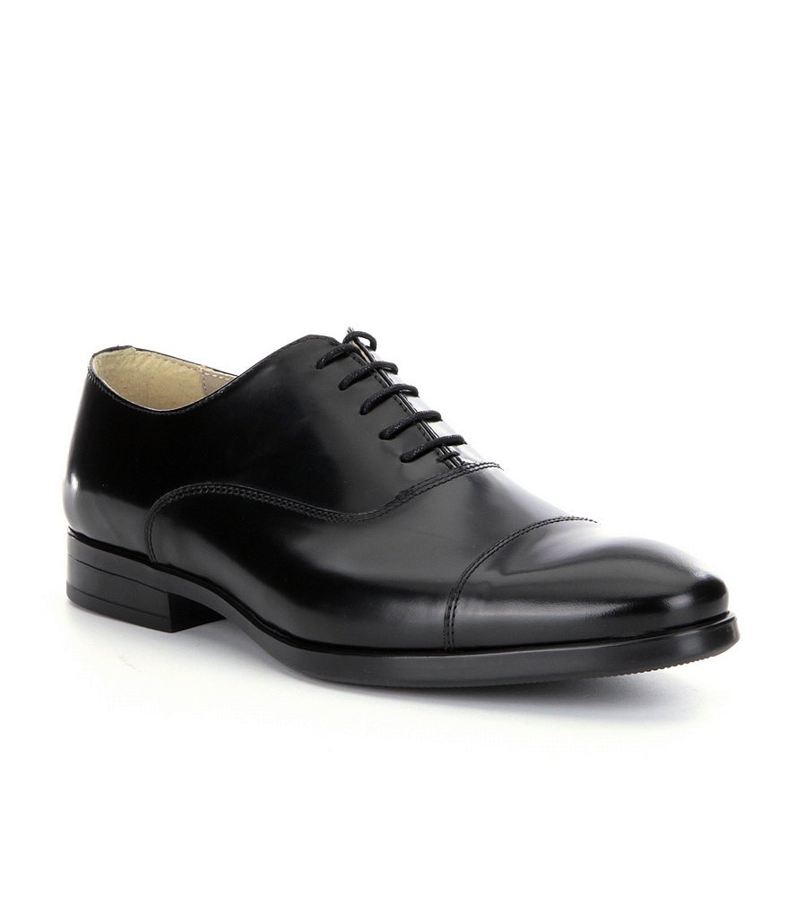 Kenneth Cole Reaction Whip-lash Cap-Toe Dress Oxfords