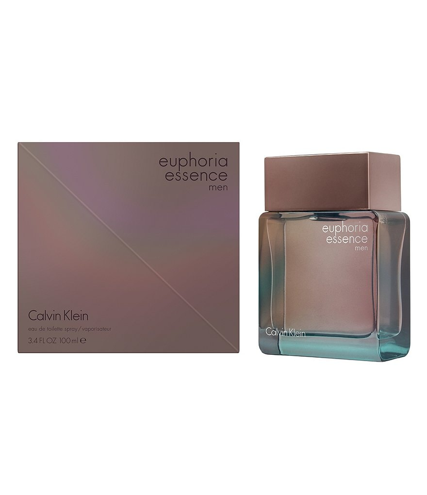 Euphoria Essence by Calvin Klein Men's Eau de Toilette Spray