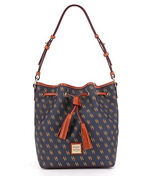 Dooney & Bourke Gretta Kendall Drawstring Bag