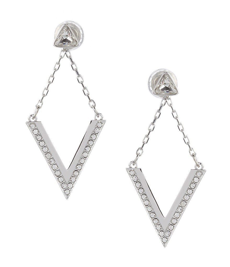 Swarovski Delta 2-in-1 Earrings