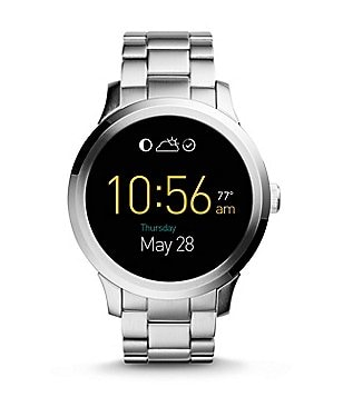 Fossil Q Founder Stainless Steel Smart Watch