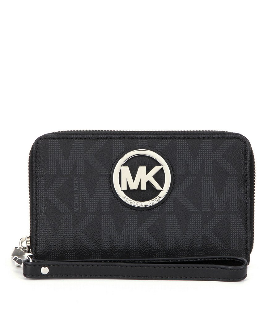 MICHAEL Michael Kors Fulton Signature Multifunction Phone Case