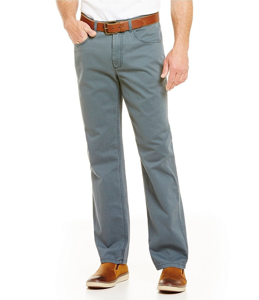 Roundtree & Yorke Casuals Twill Pants