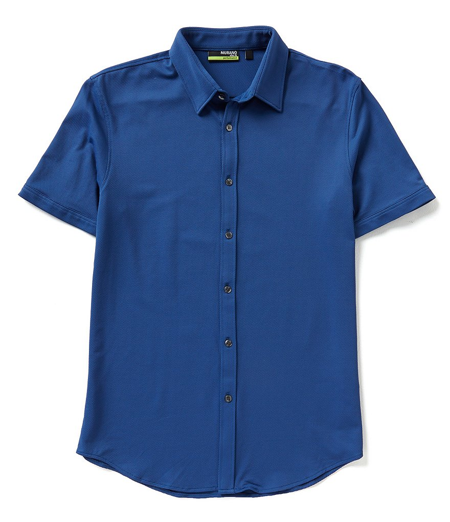 Murano Performance Slim-Fit Shirt
