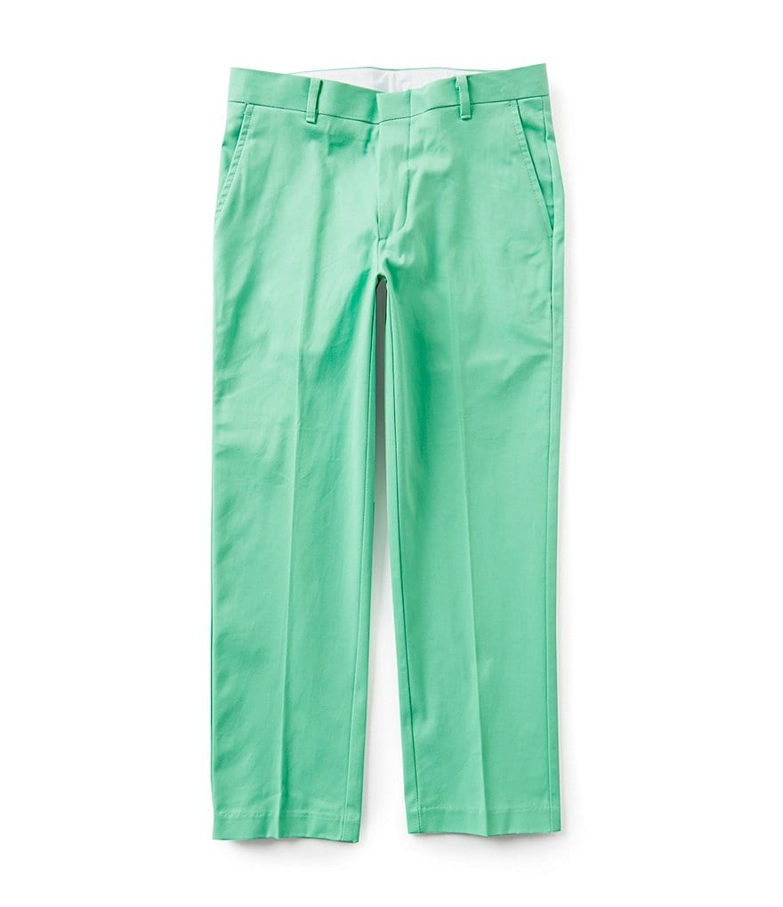 Boys Pleated Dress Pants
