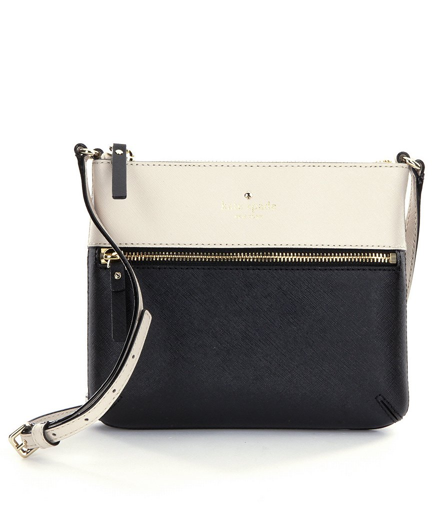 kate spade new york Tenley Color Block Cross-Body Bag