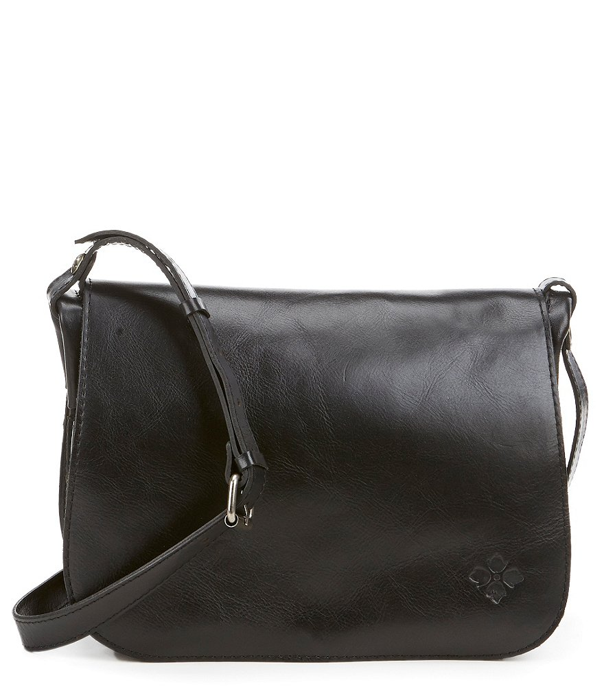 Patricia Nash Heritage Collection Positano Square Saddle Bag