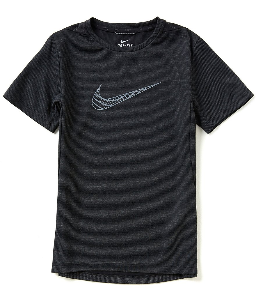 Nike Big Boys 8-20 Dri-FIT Cool Short-Sleeve Tee