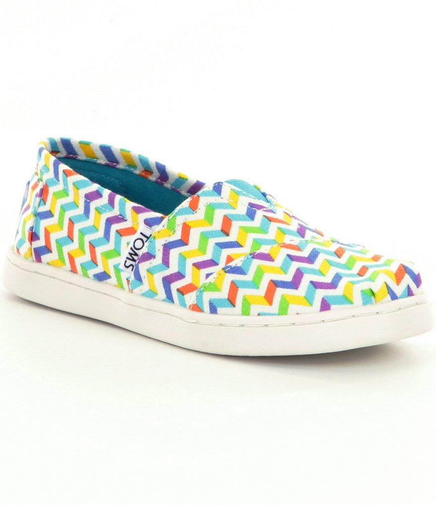 TOMS Girls' Alpargatas