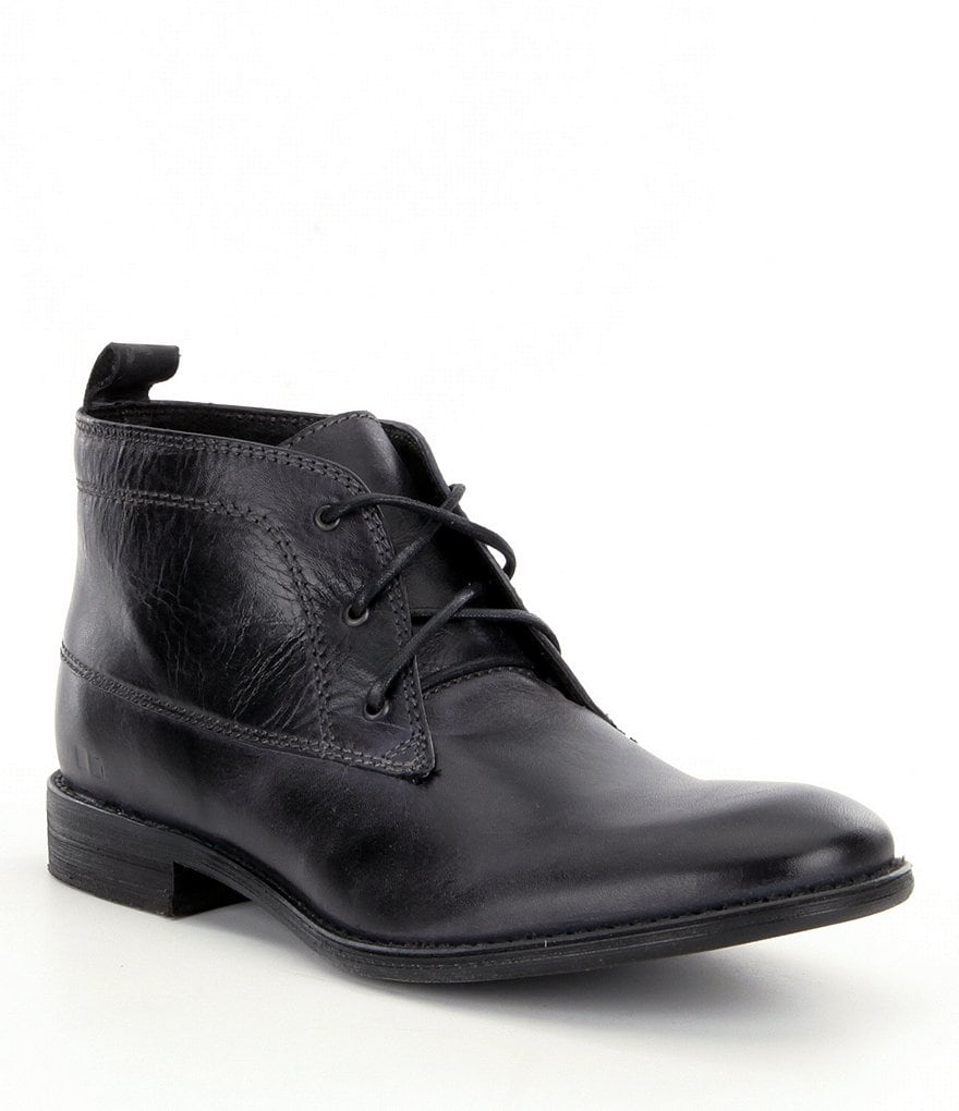 Bed Stu Men´s Keith Leather Lace-Up Boots