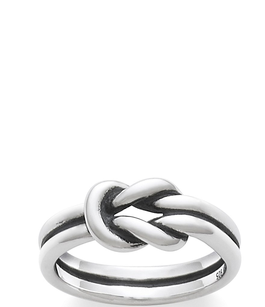 James Avery Lovers' Knot Ring
