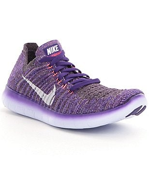 Nike Women´s Free Run Flyknit Running Shoes