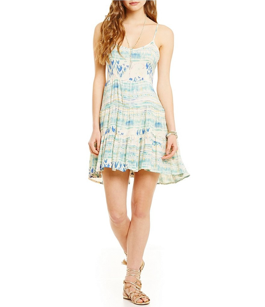 O´Neill Yana Printed Woven Tank Dress