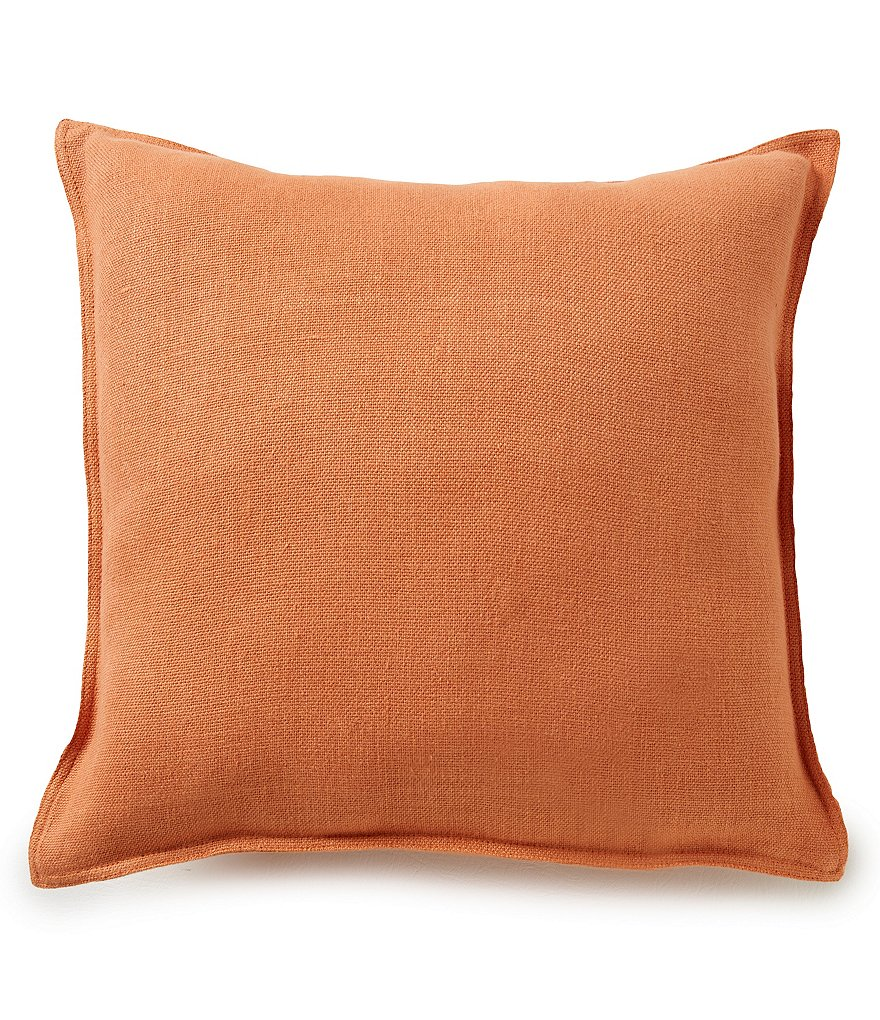 Noble Excellence Sage Linen Square Pillow