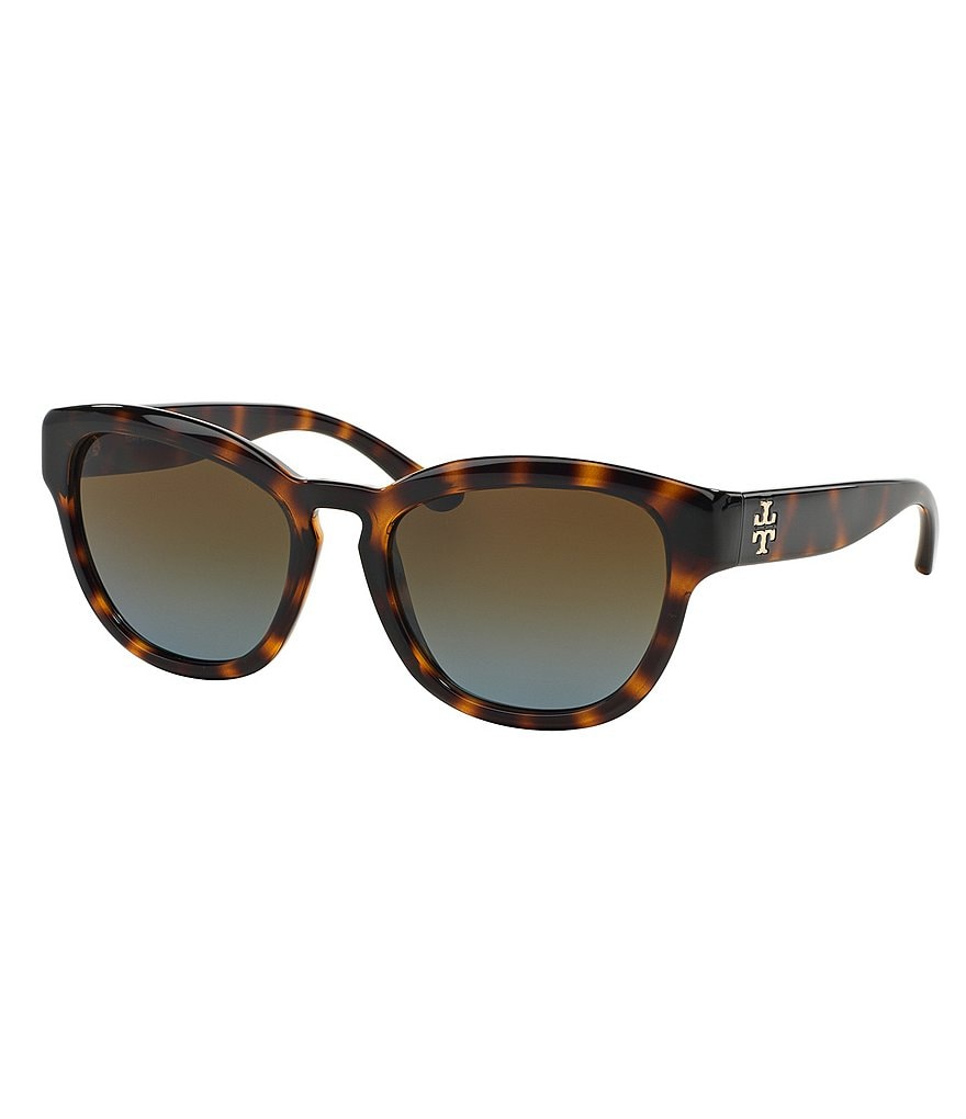Tory Burch Updated Polarized Sunglasses