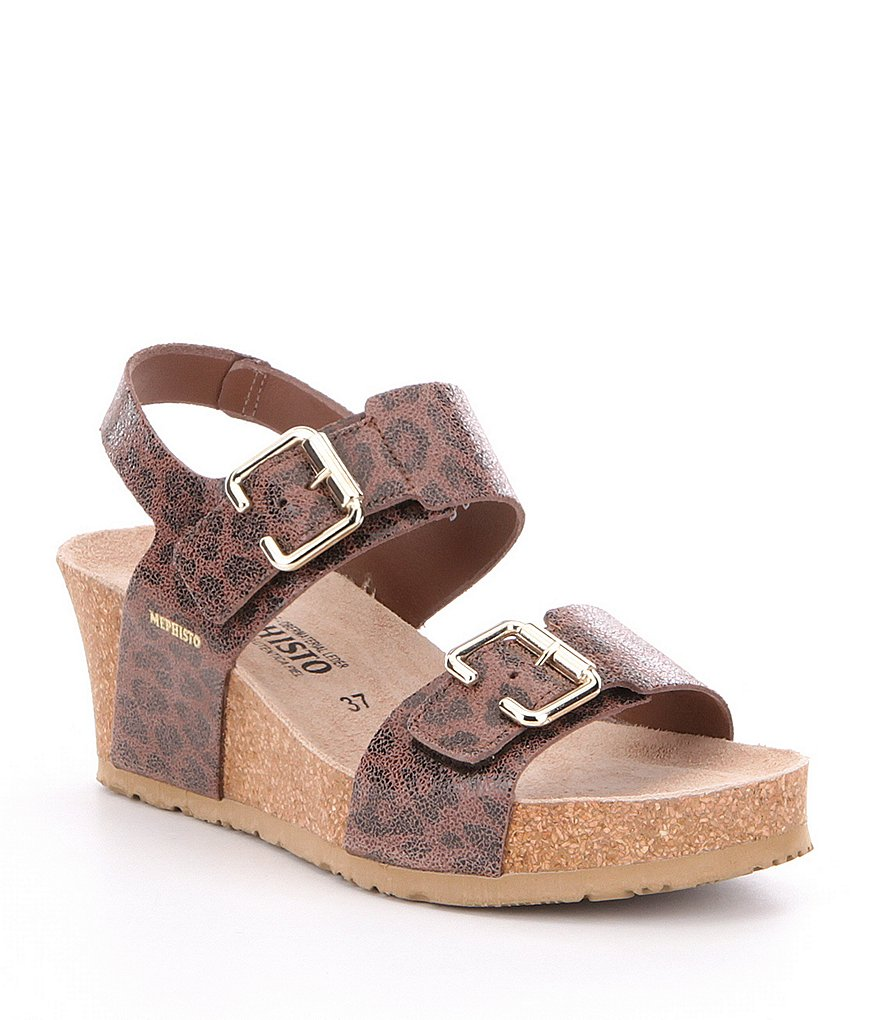 Mephisto Lissandra Wedge Sandals