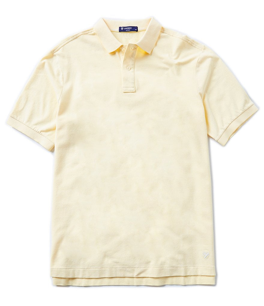 Cremieux Big & Tall Pique Polo Shirt