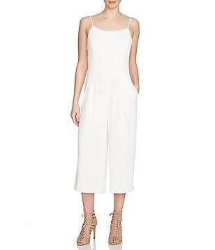 1. STATE Culotte Adjustabel Stra Sleeveless Jumpsuit