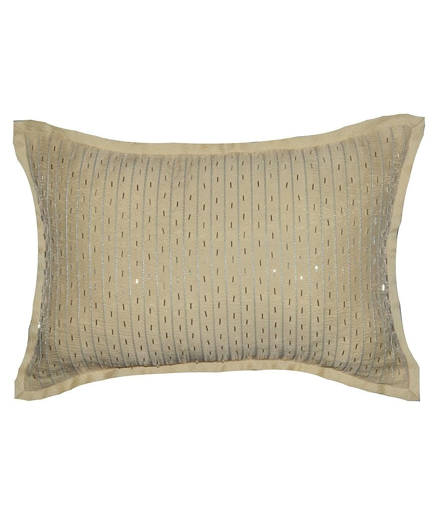 candice OLSON Amour Beaded Breakfast Pillow