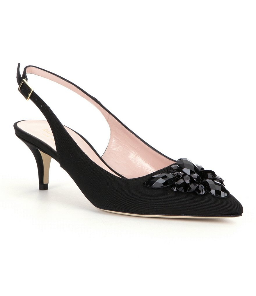 kate spade new york Marina Too Slingback Pumps
