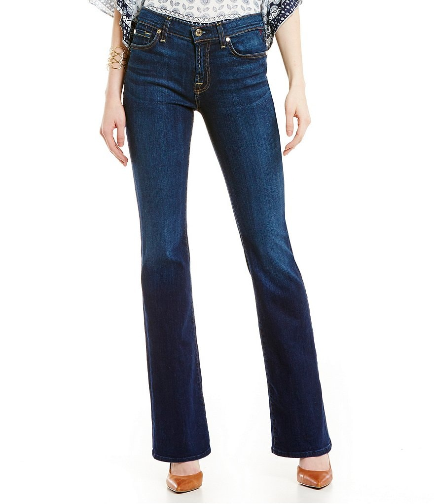 7 for All Mankind Iconic Bootcut Jeans