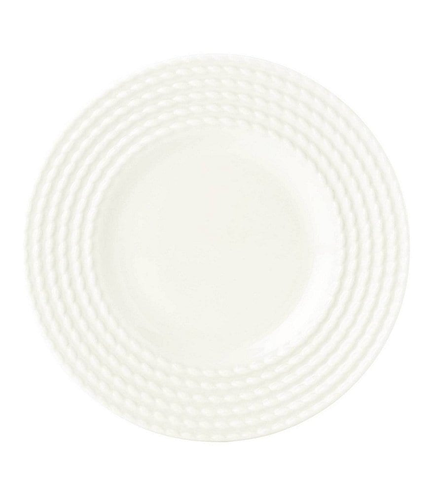 kate spade new york Wickford Porcelain Luncheon Plate