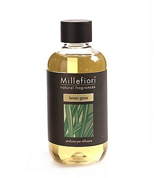 Millefiori Milano Natural Fragrances Lemon Grass Room Diffuser Refill